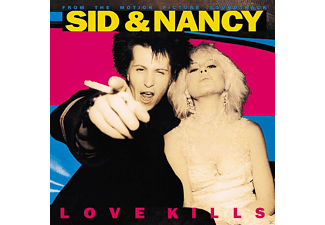 VARIOUS - Sid & Nancy: Love Kills (Ost)  - (Vinyl)