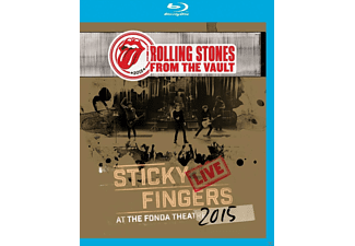 The Rolling Stones - From The Vault: Sticky Fingers Live 2015 (Blu-Ray)  - (Blu-ray)