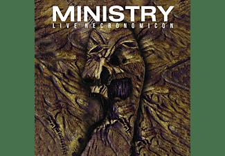 Ministry - Live Necronomicon  - (CD)