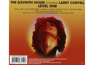 The Eleventh House, Larry Coryell - Level One  - (CD)