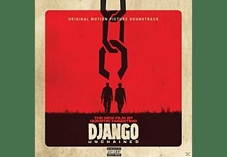 Various - DJANGO UNCHAINED [CD]