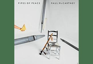 Paul McCartney - Pipes Of Peace  - (CD)