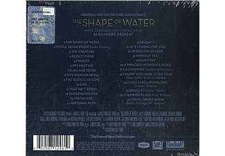 The London Symphony Orchestra - The Shape Of Water  - (CD)