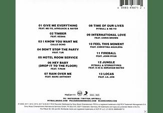 Pitbull - Greatest Hits  - (CD)