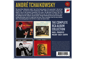 Tchaikowsky Andre - André Tchaikowsky - The Complete RCA Collection  - (CD)
