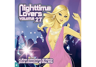 VARIOUS - Nighttime Lovers Vol.27-A Fine selection of  - (CD)