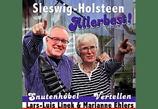 Marianne Ehlers, Lars-luis Linek - Sleswig-Holsteen Allerbest  - (CD)