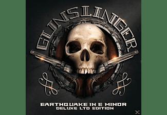 Gunslinger - Earthquake In e minor-Deluxe Edition  - (CD)