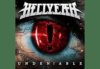 Hellyeah - Unden! Able Deluxe  - (CD)