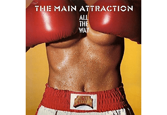 ALL THE WAY - MAIN ATTRACTION  - (CD)