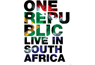 OneRepublic - Live in South Africa  - (DVD)