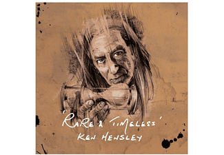 Ken Hensley - Rare And Timeless  - (CD)