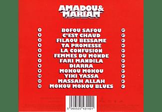Amadou & Mariam - La Confusion  - (CD)