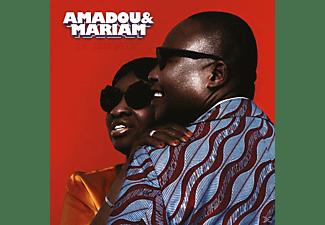 Amadou & Mariam - La Confusion (Vinyl Inkl.CD)  - (Vinyl)