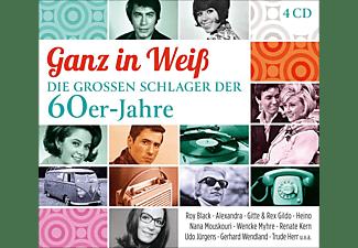 VARIOUS - Ganz In Weiß-Die Großen Schlager Der 60er-Jahre  - (CD)