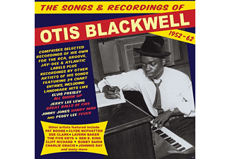 Otis Blackwell - The Songs & Recordings Of  - (CD)