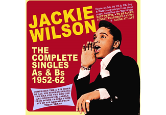 Jackie Wilson - THE COMPLETE SINGLES COLLECTION  - (CD)