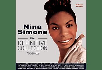 Nina Simone - The Definitive Collection 1958-62  - (CD)