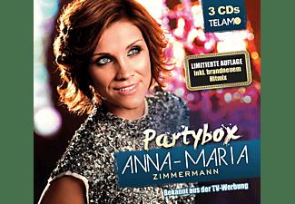 Anna-Maria Zimmermann - Partybox  - (CD)