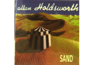 Allan Holdsworth - Sand  - (CD)