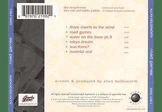 Allan Holdsworth - Road Games  - (CD)