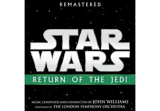 John Williams, The London Symphony Orchestra - Star Wars: Return Of The Jedi  - (CD)