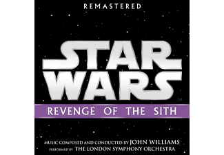 John Williams, The London Symphony Orchestra - Star Wars: Revenge Of The Sith  - (CD)