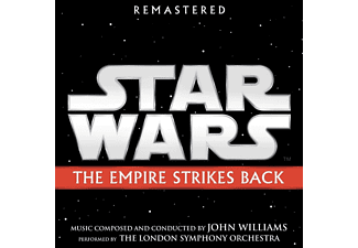 John Williams, The London Symphony Orchestra - Star Wars: The Empire Strikes Back  - (CD)