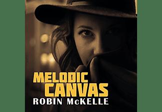 Robin McKelle - Melodic Canvas  - (CD)