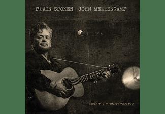 John Mellencamp - Plain Spoken-Live At The Chicago Theatre  - (DVD + CD)