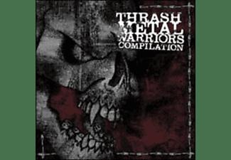 VARIOUS - Thrash Metal Warriors Compilation  - (CD)