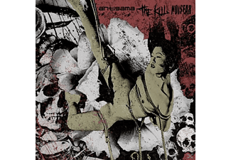 Antigama, Noisear, Kill - 3-Way Split  - (CD)