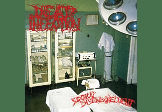 Dead Infection - Surgical Disembowelment  - (CD)