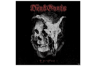 The Dead Goats, Icon Of Evil - The Dead Goats / Icon Of Evil  - (CD)