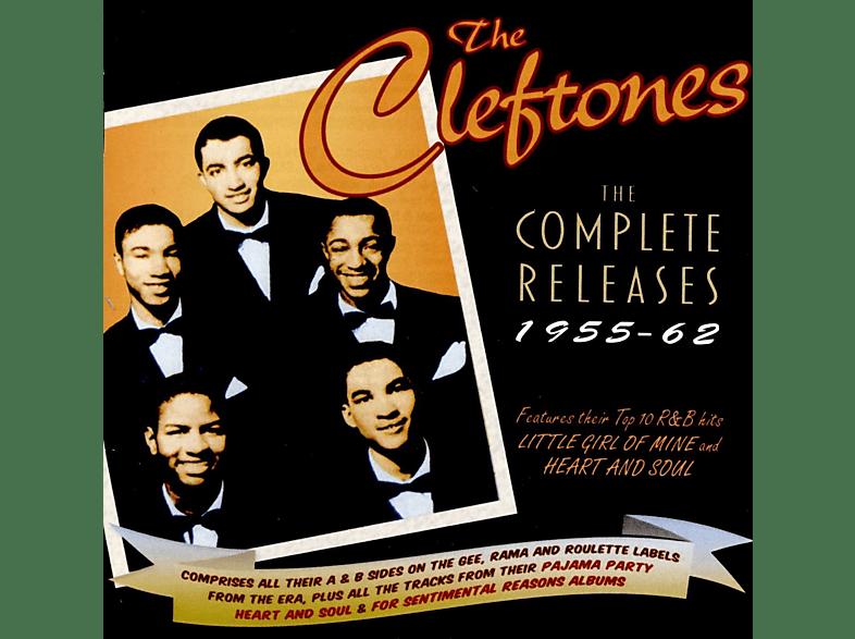 The Cleftones - The Cleftones Cpmplete 1955-62 [CD]