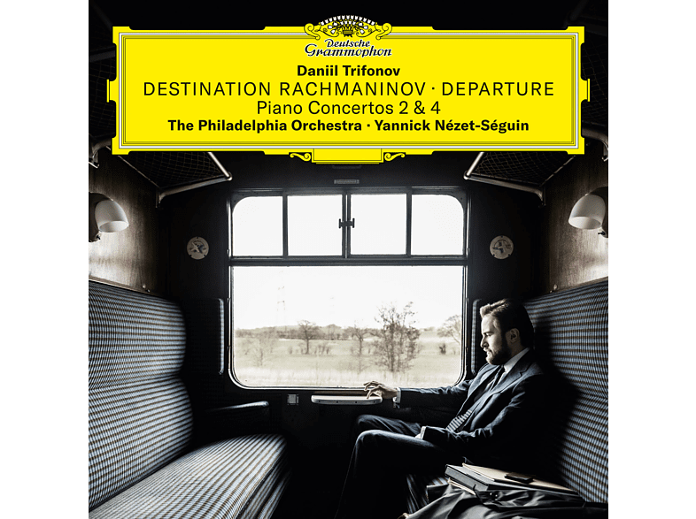 The Philadelphia Orchestra, Daniil Trifonov - Destination Rachmaninov - Departure [Vinyl]