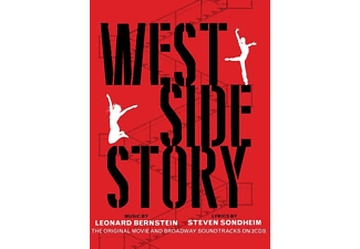 Musical - Wst Side Story  - (CD)
