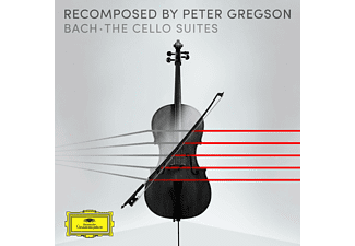 VARIOUS - Recomposed By Peter Gregson: Bach-Cello Suites  - (CD)