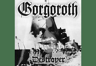 Gorgoroth - Destroyer (Red Vinyl)  - (Vinyl)