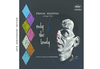 Frank Sinatra - Sings For Only The Lonely  (Deluxe Edt.)  - (CD)