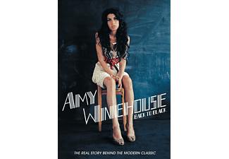 Amy Winehouse - Back To Black  - (DVD)