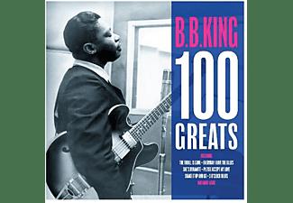 B.B. King - 100 Greats  - (CD)