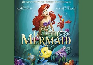 VARIOUS - The Little Mermaid-Original Motion Picture S.  - (Vinyl)