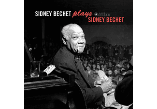 Sidney Bechet - Plays Sidney Bechet  - (Vinyl)
