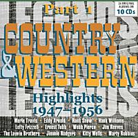 VARIOUS - Country Original Albums [CD]