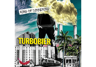 Turbobier - King of Simmering  - (CD)