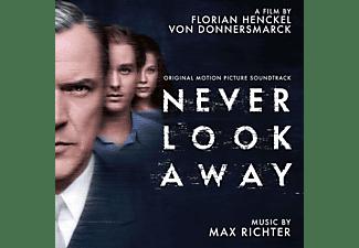 Max/air Lyndhurst Orchestra Richter - Never Look Away  - (CD)