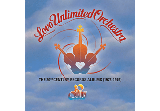 Love Unlimited Orchestra - The 20th Century Records Albums (1973-1979)  - (CD)