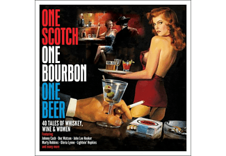 VARIOUS - One Scotch,One Bourbon,One Beer  - (CD)