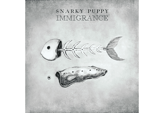 Snarky Puppy - Immigrance  - (CD)